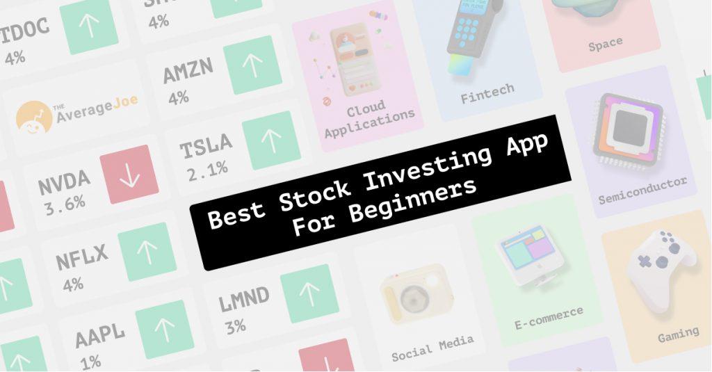 best stock investing app for beginners
