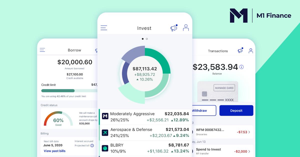 m1 stock investing app